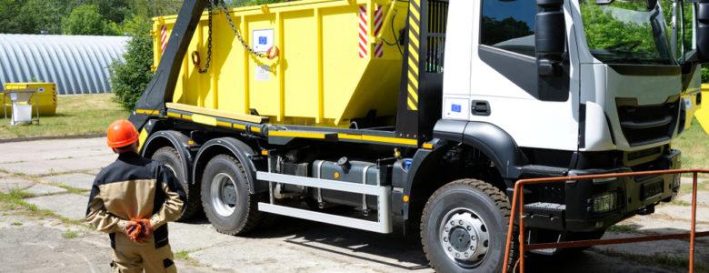 transporte de materiales radiactivos RAISA